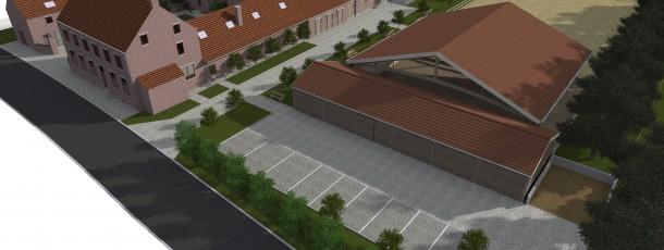 0022 Centre hydrothérapique & maison Denonville