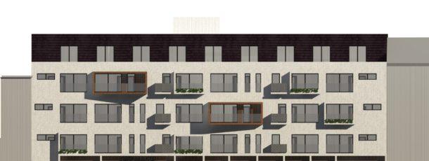 Immeuble appartements étude de faisabilité