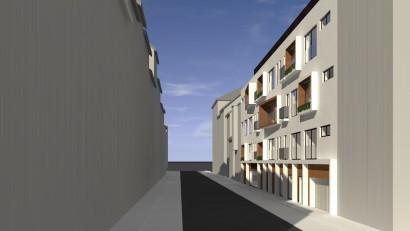 0033 Immeuble appartements étude de faisabilité