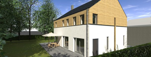0032 Nouvelle maison Sart-Risbart