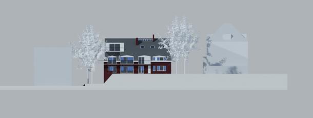 Rénovation d'une toiture Avenue de la Faisanderie